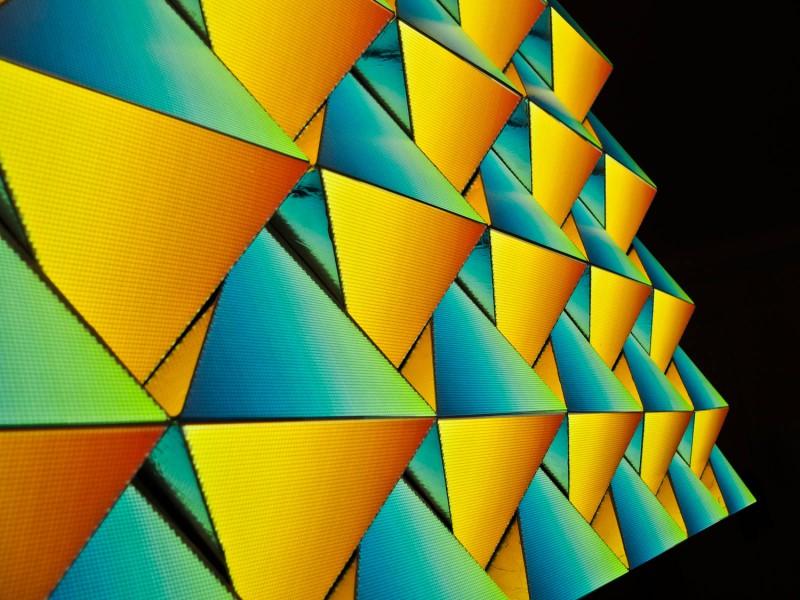 Pyramid // 2013