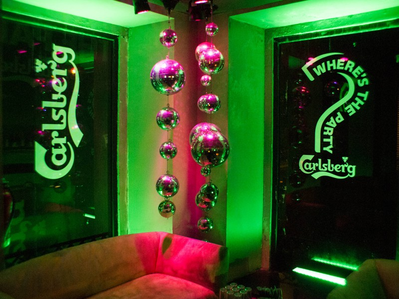 Carlsberg Where's the Party // 2014
